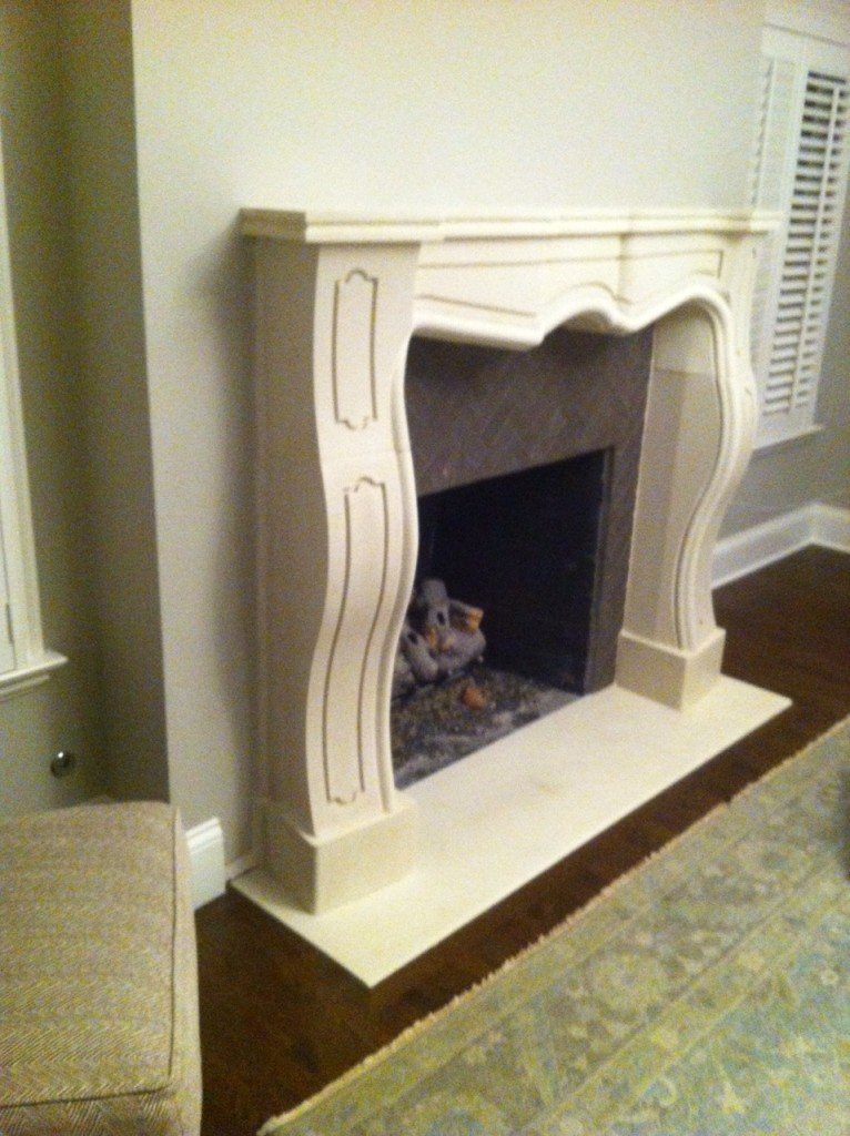 Master Bedroom Fireplace Mantel Stone Fireplaces