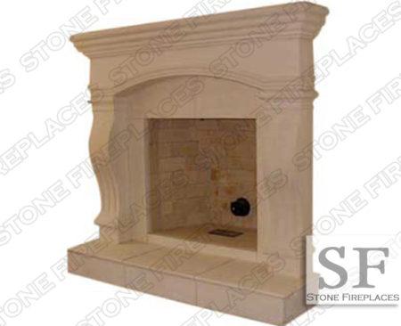 Cambridge Fireplace Mantel Cast Stone