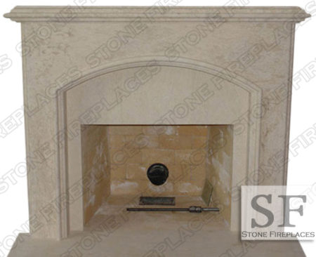 Fireplace Mantel, Facing Modern