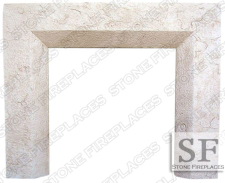 Modern Mantel Fireplace