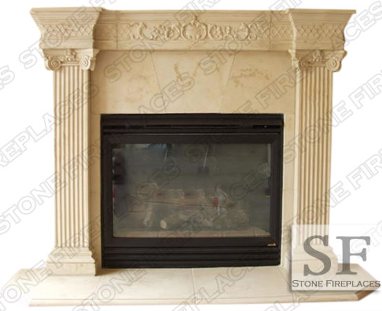 Cast Stone Fireplaces