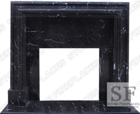 Modern Fireplace Mantel Marble