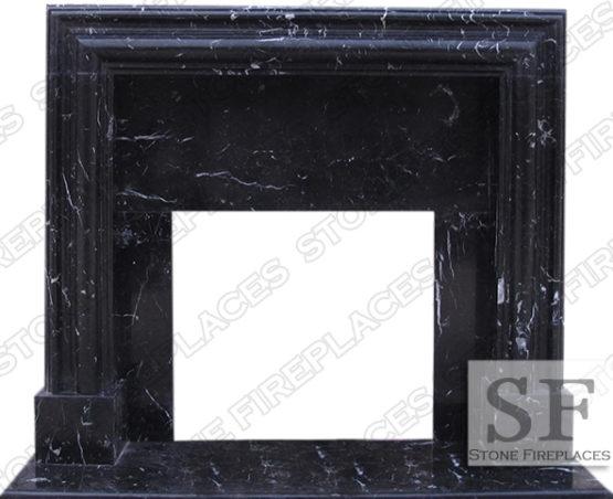 Modern Fireplace Mantel Marble