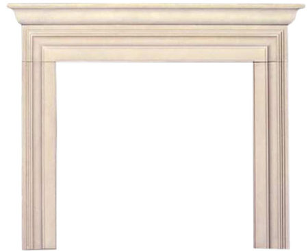 Cast Stone Fireplace Surrounds